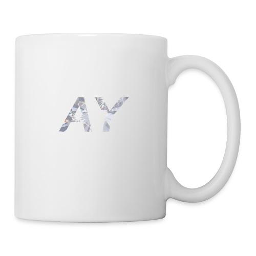 Ay White Diamond - Coffee/Tea Mug