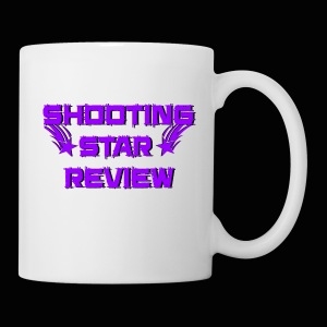 Shooting Star Review Purple Logo - Coffee/Tea Mug