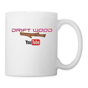 Drift Wood Official Merchandise WHITE - Coffee/Tea Mug
