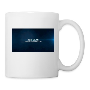 XBN CLAN - Coffee/Tea Mug