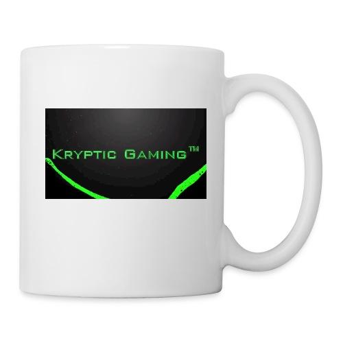 Kryptic Gaming Classic Design - Coffee/Tea Mug