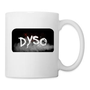 Dyso Platinum design - Coffee/Tea Mug