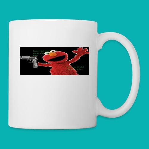 Yung Elmo - Coffee/Tea Mug