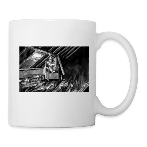 Bex Hiding from Zombies - Coffee/Tea Mug