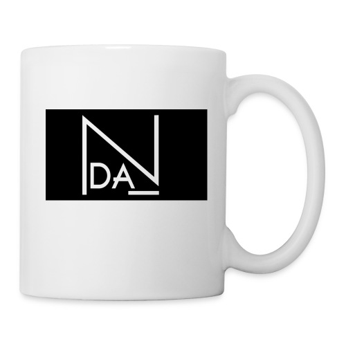 DAN Talent Group - BLACK BACK GROUND - Coffee/Tea Mug
