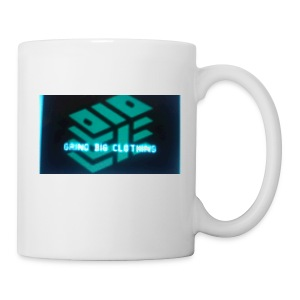 Grind Big Clothing - Coffee/Tea Mug