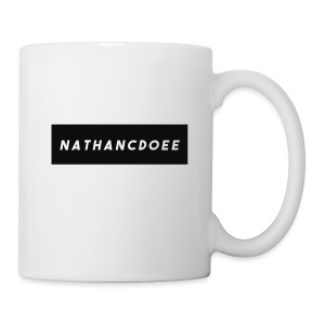 nathancdoee logo - Coffee/Tea Mug