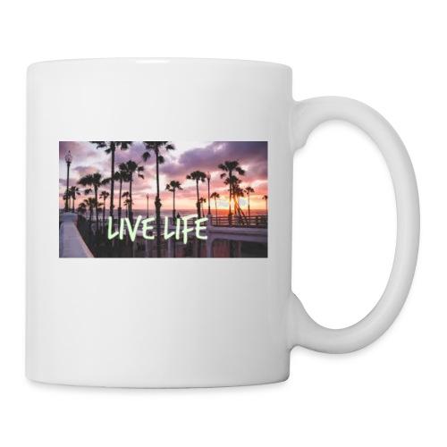 LIVE LIFE - Coffee/Tea Mug