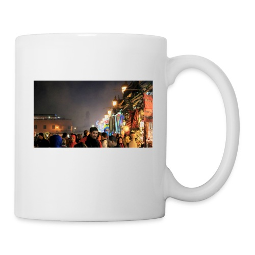 Marrakech at Night - Coffee/Tea Mug