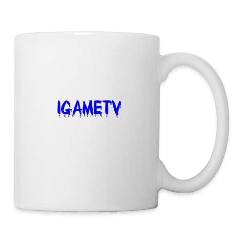 IGAME TV BLUE EDITION - Coffee/Tea Mug