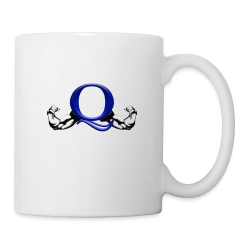 Q logo - Coffee/Tea Mug