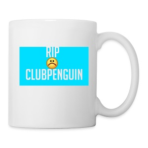 RIP ClubPenguin - Coffee/Tea Mug