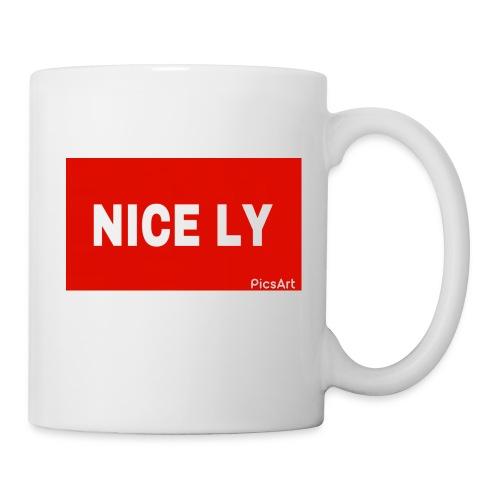 NICE LY - Coffee/Tea Mug