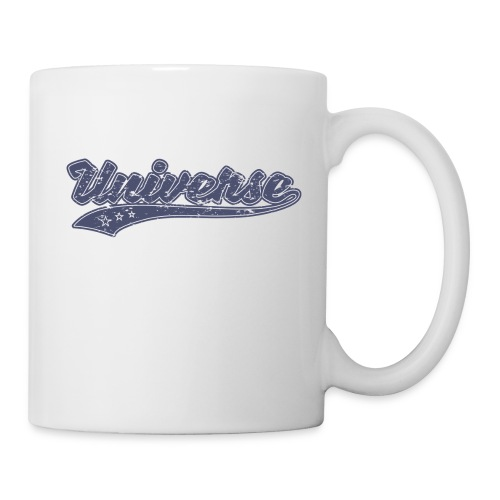 Universe (Retro Color) - Coffee/Tea Mug
