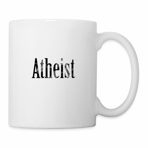 Faded Atheist - Coffee/Tea Mug