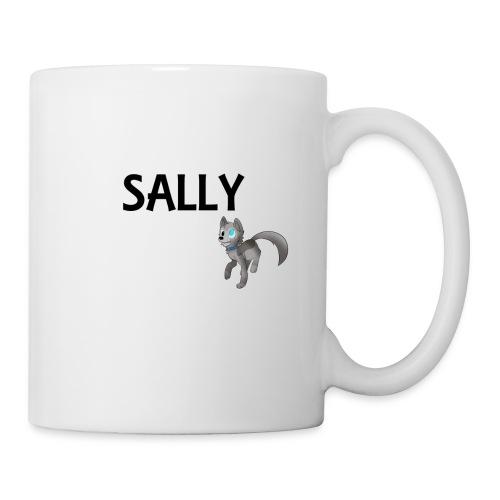 silly sally T-Shirt - Coffee/Tea Mug