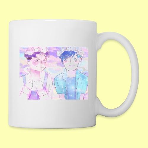 Pastel! Dan and Phil edit - Coffee/Tea Mug