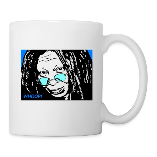 WHOOPI - Coffee/Tea Mug