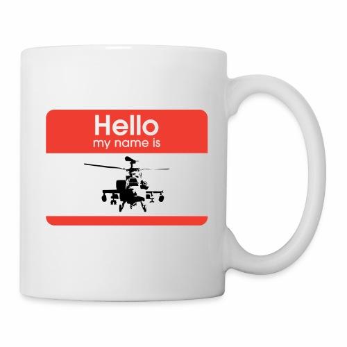 Apache is the name - Coffee/Tea Mug