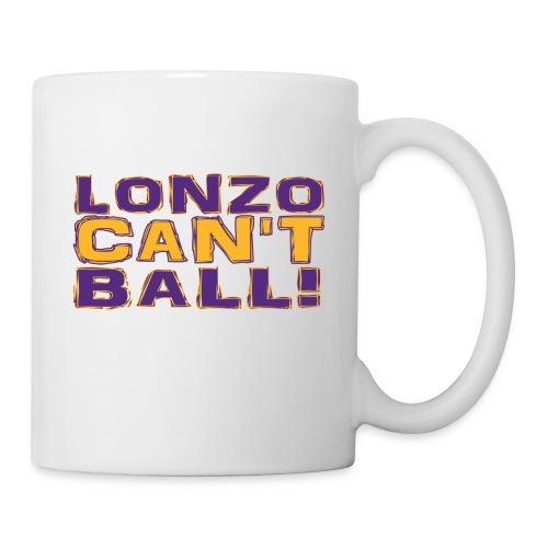 Lonzo Can't Ball - Coffee/Tea Mug