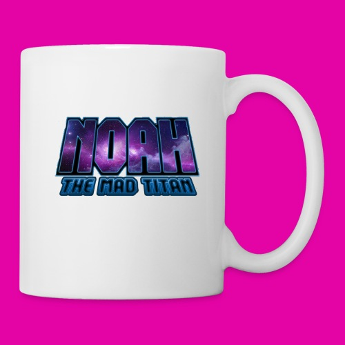 Noah The Mad Titan - Coffee/Tea Mug