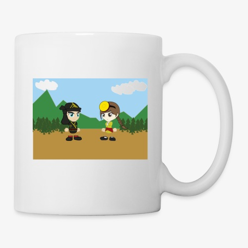 Digital Pontians - Coffee/Tea Mug