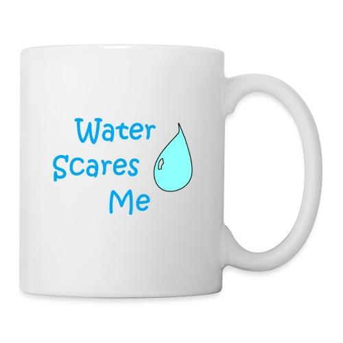 Water Scares Me - Coffee/Tea Mug