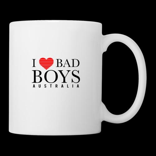 I LOVE BADBOYS - Coffee/Tea Mug