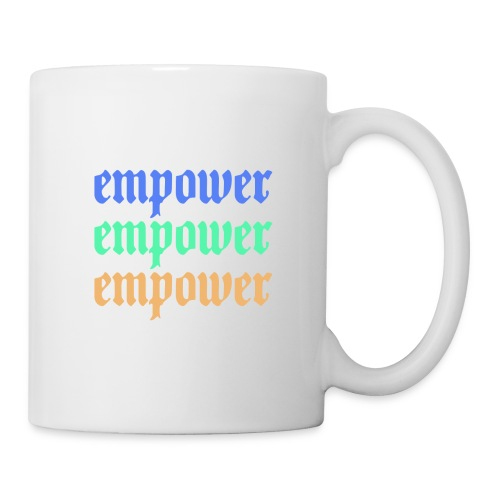Empower Multi-Colored Special Edition - Coffee/Tea Mug