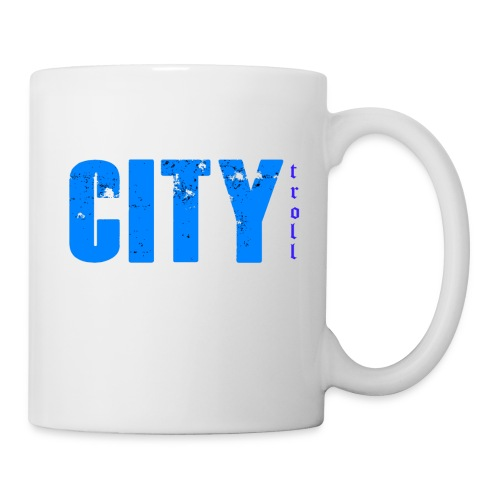 Troll City Original - Coffee/Tea Mug