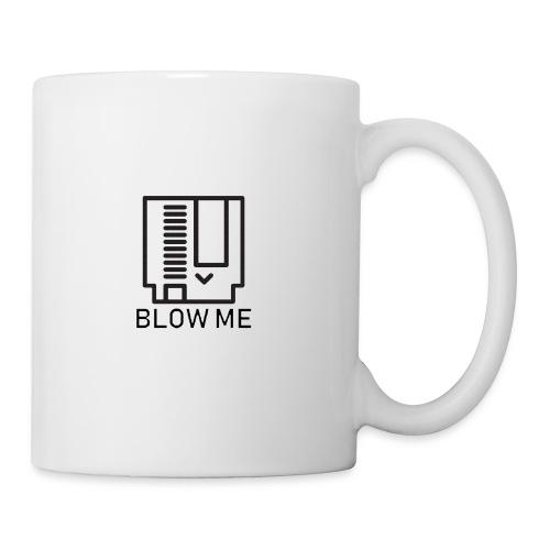 NES BLOW ME Cartridge - Coffee/Tea Mug