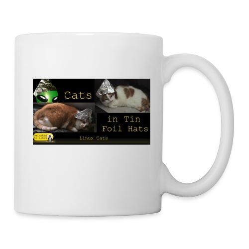 Cats in Tin Foil Hats - Coffee/Tea Mug