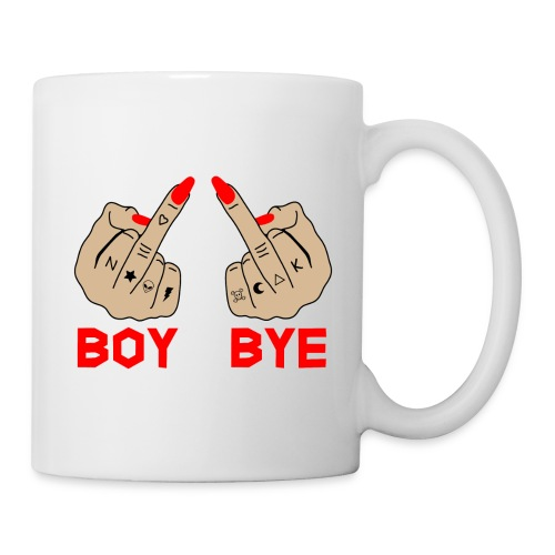 Boy Bye - Coffee/Tea Mug