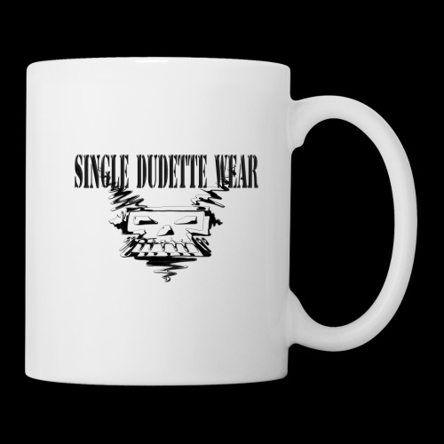 SDW Skull Big Dudette - Coffee/Tea Mug