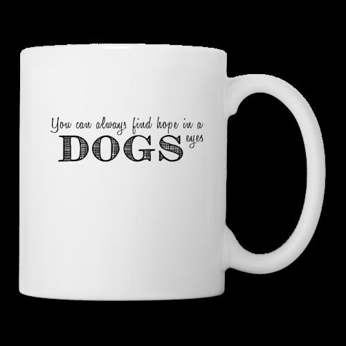 Dogs eyes - Coffee/Tea Mug