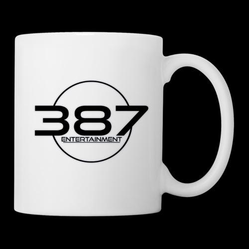 387 Entertainment Black - Coffee/Tea Mug