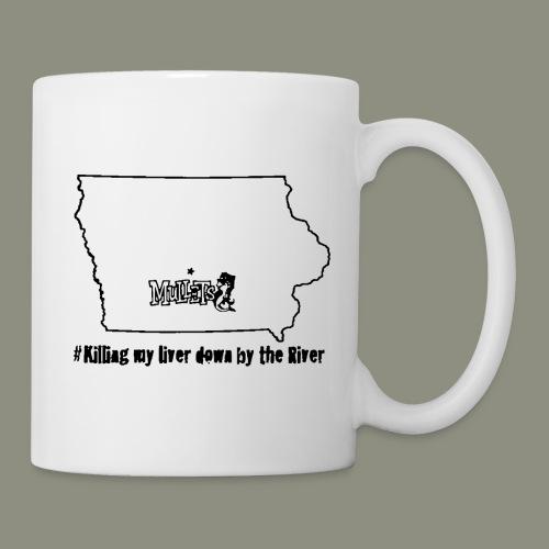 river black - Coffee/Tea Mug