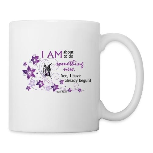 Something new - Coffee/Tea Mug