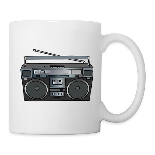Boombox - Coffee/Tea Mug