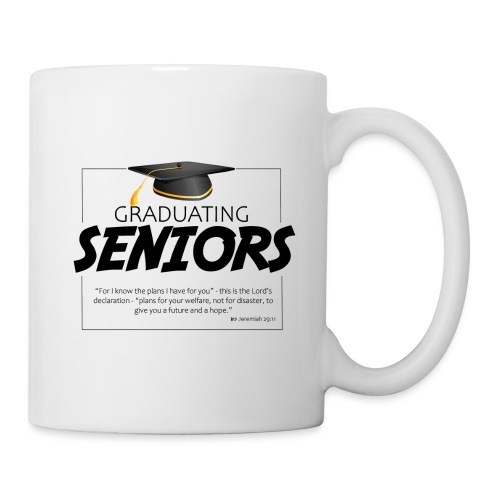 Graduating Seniors - Coffee/Tea Mug