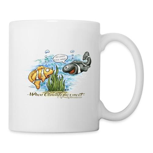 when clownfishes meet - Coffee/Tea Mug