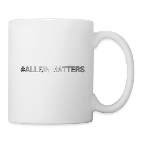 All Sin Matters - Coffee/Tea Mug