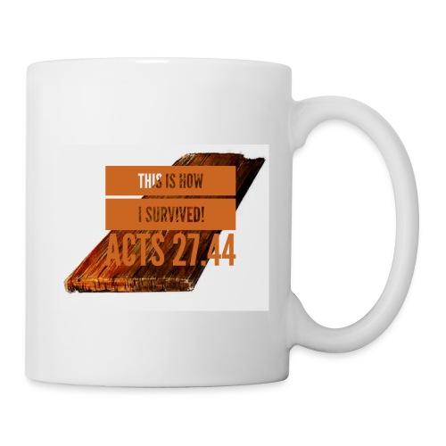 How I survived! - Coffee/Tea Mug