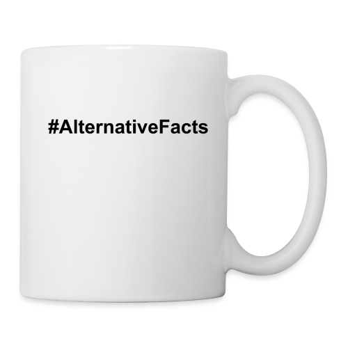 alternativefacts - Coffee/Tea Mug