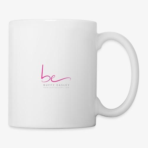 Buffy Easley Logo with Website - Coffee/Tea Mug