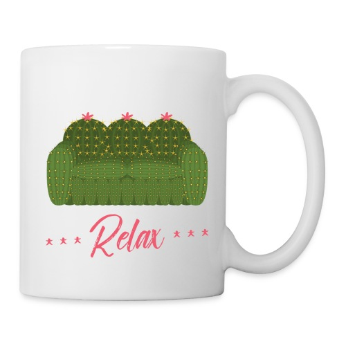 Relax! - Coffee/Tea Mug