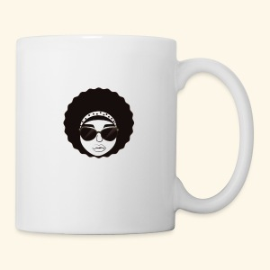 Afro - Coffee/Tea Mug