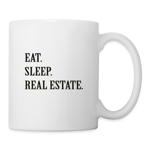 Real Estate Agent Life T's - Coffee/Tea Mug