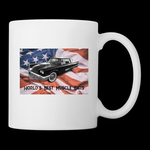 World's Best Muscle Cars - Coffee/Tea Mug