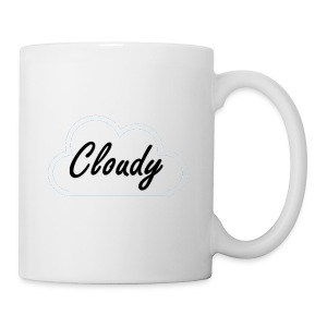 Cloudy White Cloud Collection - Coffee/Tea Mug